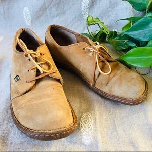 Born • Hand Crafted Suede Shoes